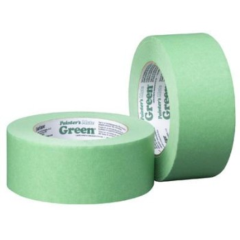"Shurtape  103371 Masking Tape, Green ~ 3/4"" x 60yd"