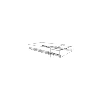 Side Mount Drawer Slides - 20 inch