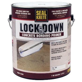 CP/Seal Krete 106001 Lock-Down Epoxy Bonding Floor Primer~ Gallon