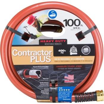 """Swan SNCG34100 Garden Hose, Contractor Grade ~ 3/4"""" x 100"""