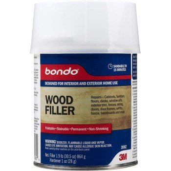 Bondo Wood Filler ~ Quart