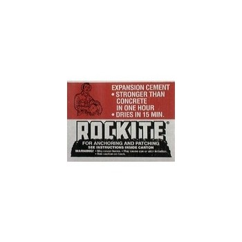 Rockite Cement, 25 lb. box