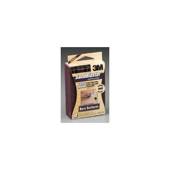 3M 051111506752 Sanding Sponge - Bare Surface - 100 grit