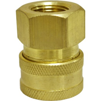 3/8in. Female Npt Coupler
