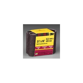 3M 051131663305 Sanding Belt - Coarse - 2-1/2 x 16 inch
