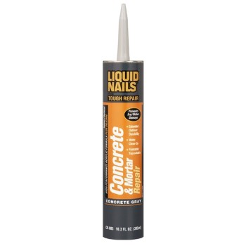 Liquid Nails, Concrete Repair 10.3oz.