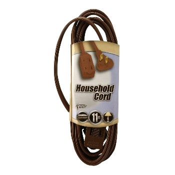 Indoor Extension Cord - Slenderplug - 11 feet