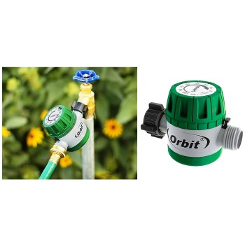 Orbit Irrigation  62034 Rotary Mechanical Faucet Timer