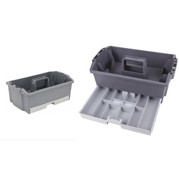 Toolbox With Tray