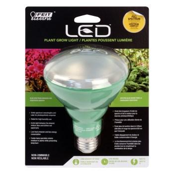 Feit Electric  BR30/GROW/LEDG2 LED Grow Light ~ 9 watt
