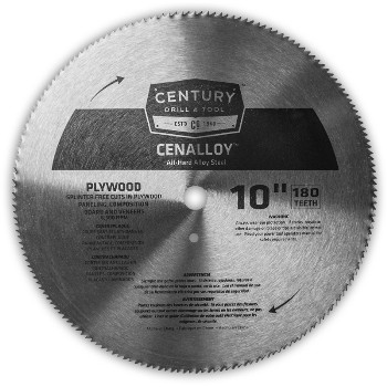 10 Alloy Plywd Saw Blade