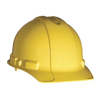 3M 078371912963 Hard Hat - Yellow