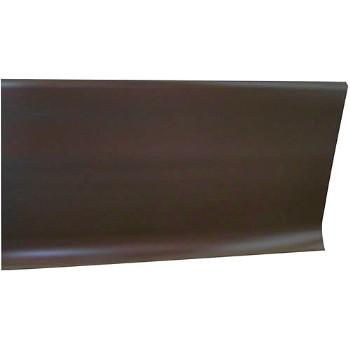 "Cove Base - Vinyl - Brown - 4"" x 48"""