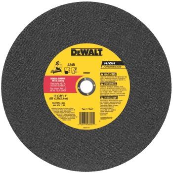 "DeWalt  DeWalt Metal Saw Blade~14"""