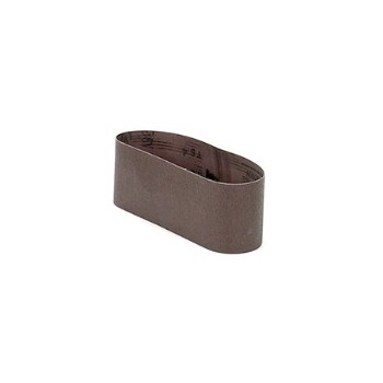Resin Bond Sanding Belt - 60 grit - 3 x 21 inch