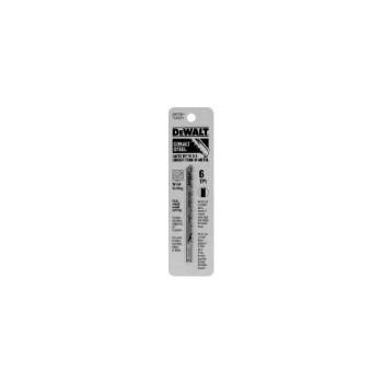 DeWalt DW3700-5 4 inch Jig Saw Blade