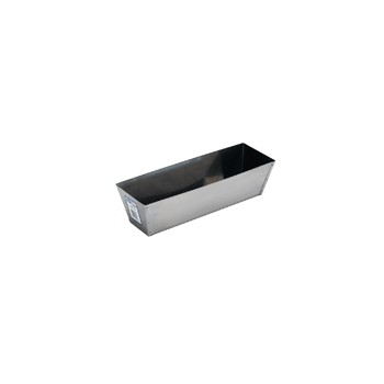 Marshalltown 16390 812 12in. Stainless Mud Pan