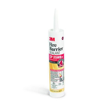 3M 051115116384 Cp-25wb+ 10.1oz Fire Caulk