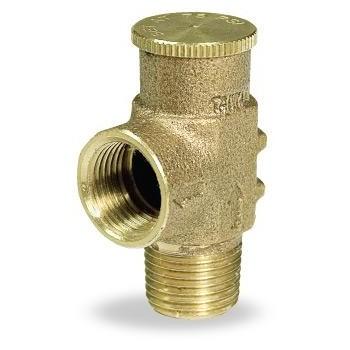 Pentair Water/Flotec/Simer TC2160LF Pressure Relief Valve, 75 PSI