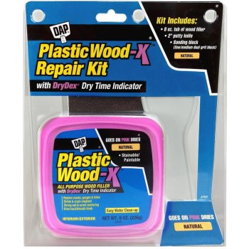 DAP 7079800596 00596 Plastic Wood-X Rep Kit