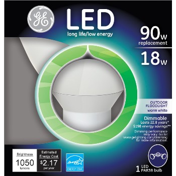 Led 18w Par38 Flood Bulb