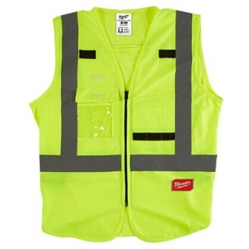 L/Xl Y Safety Vest