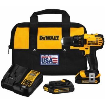 DeWalt DCD780C2 20v Drill Driver Kit