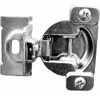 Buy The Hardware House 144469 European Hinge Chrome 1 2