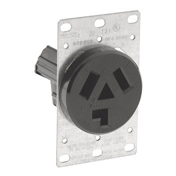 Leviton  30a Flush Mount