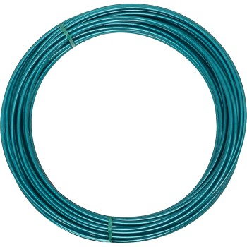 National 267039 Coated Clothesline Wire, Green ~ 50 Ft