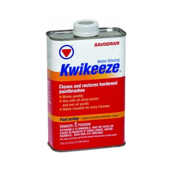 Kwikeez Brush Cleaner ~ Quart