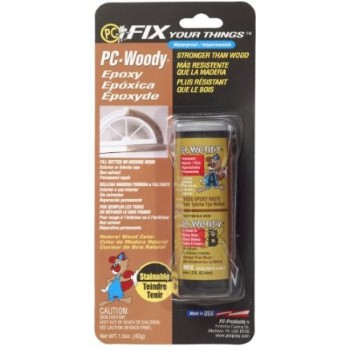 Epoxy Wood Filler, 1 - 1/2 oz.