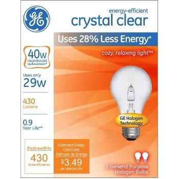 General Electric  78795 29w A19 Cc Bulb