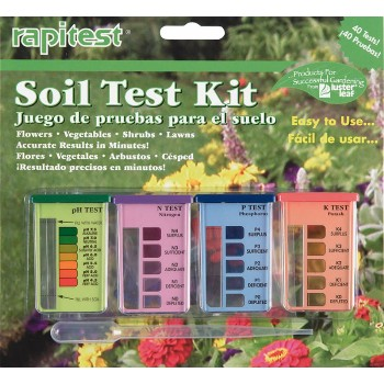 Soil Test Kit, 40 Tests