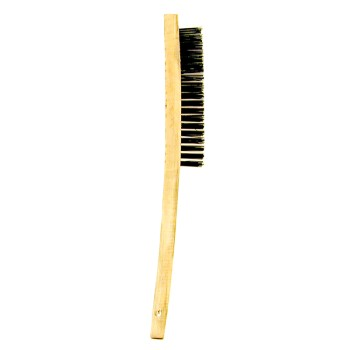 Wire Brush, Long Handle 1 x 13 inch