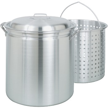 Stockpot, Aluminum ~ 42 Quart