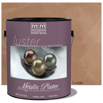 Metallic Plaster,  Suede ~ Gallon