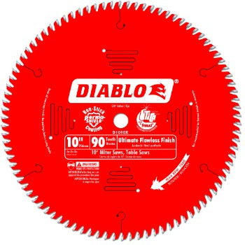 10in. 90t Finish Blade