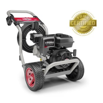 Briggs & Stratton  020655 Gas Powered Pressure Washer ~ 3200 PSI