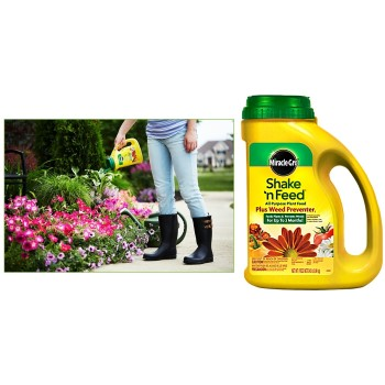 Shake'N Feed All Purpose Plant Food & Weed Preventor