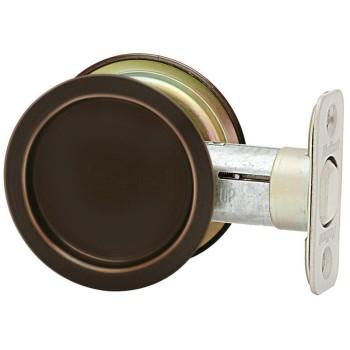 Kwikset 93340-044 334 10b P/Door Passage Lock