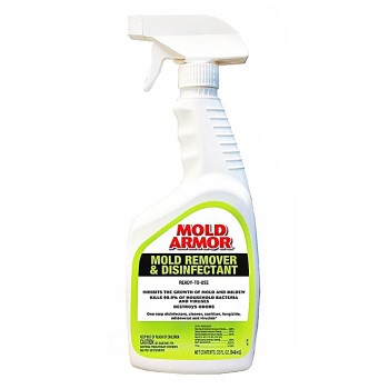 Mold Armor Remover & Disinfectant ~  32 oz