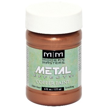Metal Effects Paint, Copper ~  6 ounce