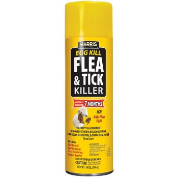 Egg Kill Flea & Tick Killer ~ 14oz.