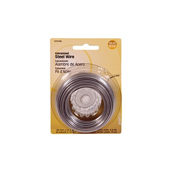 Galvanized Wire - 20 Gauge - 175 feet
