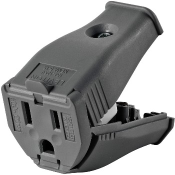 Leviton  Clamptite Grounding Connector - 15 Amp