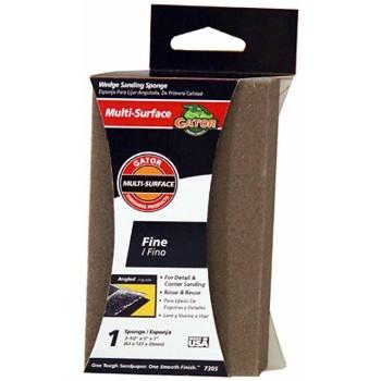 Ali Industries 4638 Fine Wedge Sanding Sponge