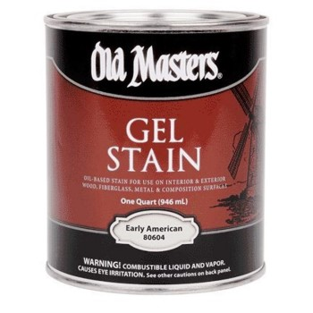 Early American Gel Stain - Quart