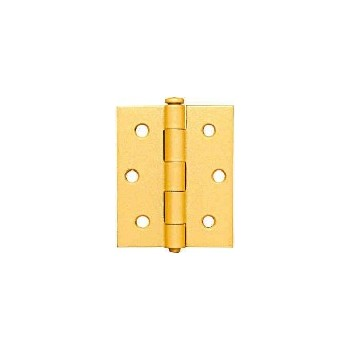 Enamel Brass Screen-Storm Door Hinges, Visual Pack 129