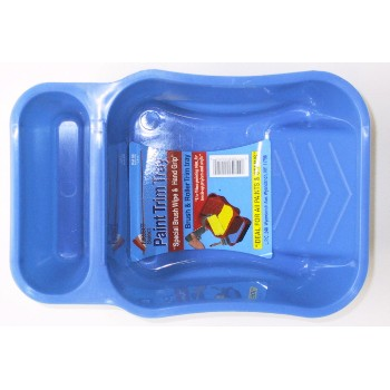 3in. Mini Plastic Tray